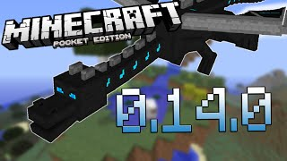 Minecraft PE 0.14.0 FEATURES?! (Pocket Edition)