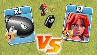 getlinkyoutube.com-DEATH BATTLE!!🔸 VALKYRIE vs. BULLET BILL!! (LOONS)🔸Clash of clans