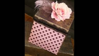 getlinkyoutube.com-DIY: Mod Podge Decorative Box | ShowMeCute