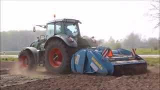 getlinkyoutube.com-[HD] Fendt 936 mit einer imants Spatenmaschine || Ostfriesland