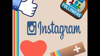 getlinkyoutube.com-How to get Likes and Follows in Instagram 2015
