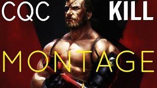 getlinkyoutube.com-Metal Gear Solid V The Phantom Pain:CQC And Kill Montage
