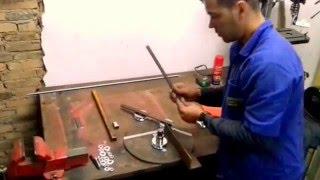 getlinkyoutube.com-COMO FAZER UM CURVADOR DE TUBOS MANUAL CASEIRO  ( Rápido e Fácíl ) 2 em 1 ( parte1 )