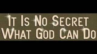 getlinkyoutube.com-Jim Reeves - It is No Secret (What God Can Do)