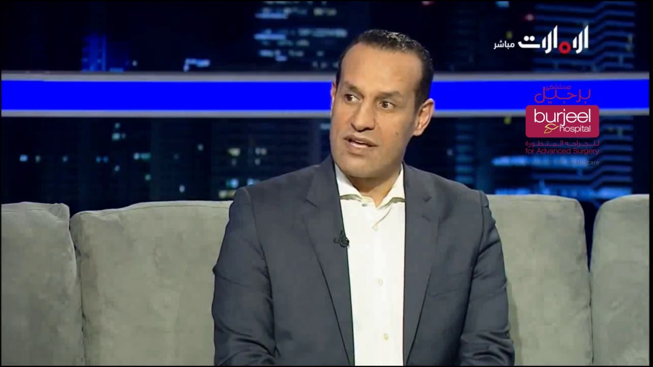 Stem cell and its use in the treatments of orthopedic diseases by Dr. Firas Husban/Al Emarat TV