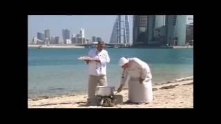getlinkyoutube.com-مطبخنا خليجي 2 حلقة 6 الشيف خالد حريه (لقيمات + مجبوس لحم مع الحشو + الهريسه )