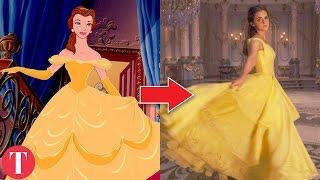 """getlinkyoutube.com-10 Disney Secrets About """"BEAUTY AND THE BEAST"""""""