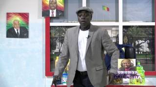 REPLAY - ISAAC PENDERISS dans Kouthia Show - 09 JANVIER 2017