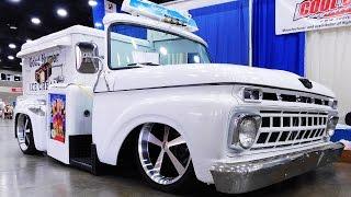 getlinkyoutube.com-Good Humor Ice Cream Truck Hot Rod 2016 NSRA Street Rod Nationals