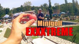 getlinkyoutube.com-KsFreak Vs Krappi | MiniGolf EXXXTREME!!!