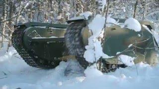getlinkyoutube.com-Milrem UGV Unmanned Ground Vehicle