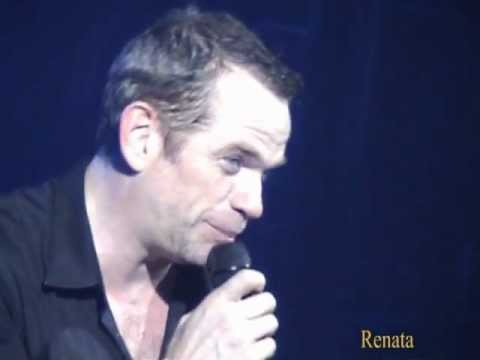 Garou Live Odessa (2012) -  La Belle Dame Sans Regrets,for Tatiana  (cover Sting)