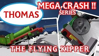 getlinkyoutube.com-The Flying Kipper : Roblox Thomas and Friends Crashes