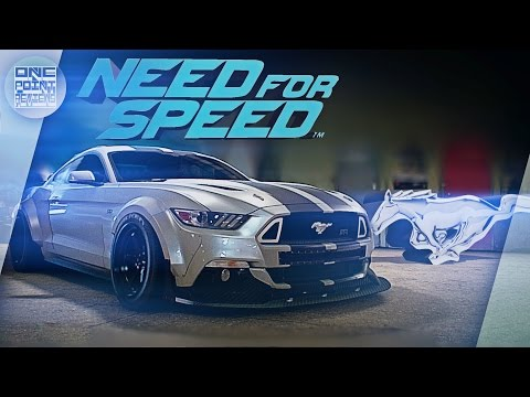 Need For Speed (2015) - ВЕСЬ ТЮНИНГ Ford Mustang 2015! (Тест Драйв)