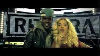 Black M et Rita Ora - R.I.P remix live au V.I.P Room