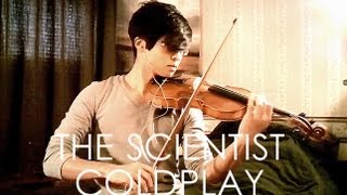 getlinkyoutube.com-The Scientist Violin Cover - Coldplay - D. Jang