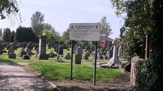 getlinkyoutube.com-The graves of Stuart Sutcliffe, Eleanor Rigby, Julia Lennon.