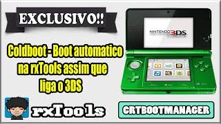 getlinkyoutube.com-[3DS] Coldboot + CtrBootManager - Boot automático na rxTools/HBL assim que liga o 3DS!