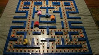 getlinkyoutube.com-Lego Arcade Games!