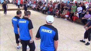 getlinkyoutube.com-Challenge Antoine COSTA 2014, Quart de Finale 2