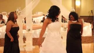 getlinkyoutube.com-Mary j.Blige The One/wedding performance / THEO AND KIMBERLY MAGEE