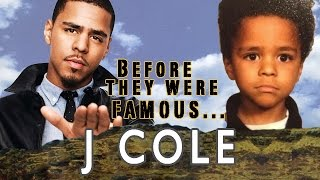 getlinkyoutube.com-J Cole - Before They Were Famous