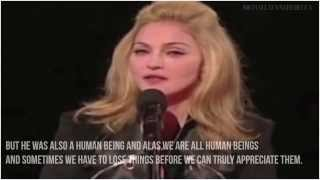 getlinkyoutube.com-Madonna's tribute♔  LONG LIVE THE KING   ♔VMA 2009 w/subtitles HD