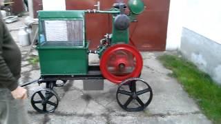 getlinkyoutube.com-motor Slavia, 8 HP