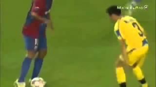 getlinkyoutube.com-Ronaldinho humilla a Neymar
