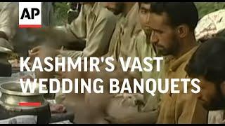 getlinkyoutube.com-Kashmir's vast wedding banquets concern environmental groups