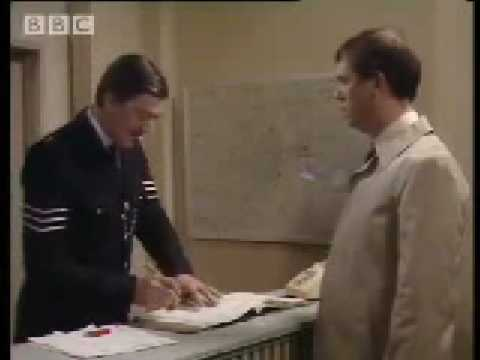Funny Hugh Laurie   Stephen Fry comedy sketch! 'Your name, sir ' - BBC comedy -U4eWZZ9jqCE