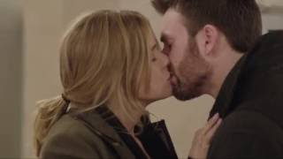 getlinkyoutube.com-Before We Go : Chris Evans kissing Alice Eve