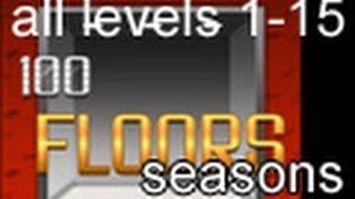 getlinkyoutube.com-100 floors seasons halloween levels 1-15