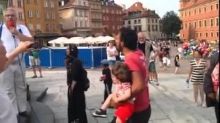 getlinkyoutube.com-Imigranci w Polsce - i już pierwsze  żądania