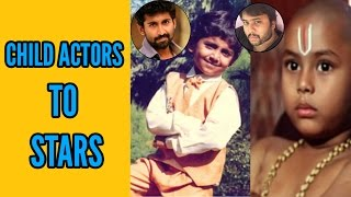 getlinkyoutube.com-Popular Tollywood Child Actors Then and Now