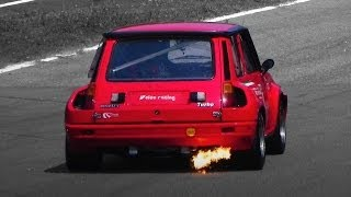 getlinkyoutube.com-Renault 5 Turbo 2 In Action On Track