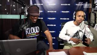 getlinkyoutube.com-Earl Sweatshirt Freestyles on Sway in the Morning