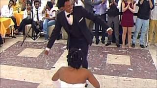 getlinkyoutube.com-Alemshet&Mebrek wedding eritrean Israel TIGRIT REMIX2013