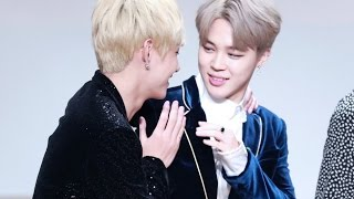 BTS Vmin [V Taehyung and Jimin] Best friends for life