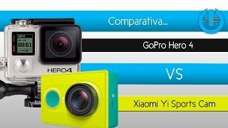 getlinkyoutube.com-Comparativa GoPro Hero 4 VS Xiaomi Yi Sports Cam