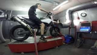 getlinkyoutube.com-Yamaha XT660X Dyno Test Run HD