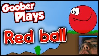 Goober Plays: Red Ball (G029)
