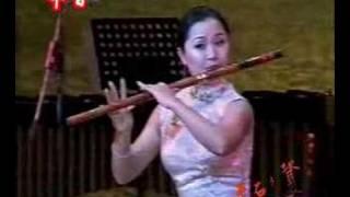 getlinkyoutube.com-Chinese bamboo flute:鹧鸪飛 / 竹笛:陳悅