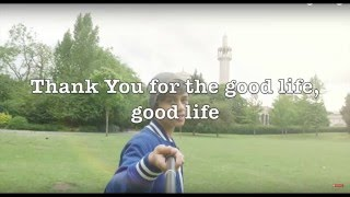 getlinkyoutube.com-Harris J - Good Life - Lyrics