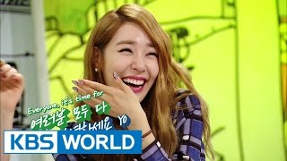 getlinkyoutube.com-Hello Counselor - Taeyeon, Tiffany, Seohyun of Girls` Generation -TTS (2014.10.27)
