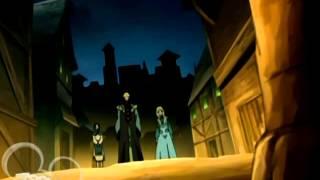 W.I.T.C.H. - season 1. episode 17. - The Mogriffs
