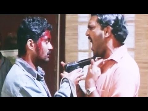 Hindi Dubbed Movie 'International Khiladi' Action Scene | Hero Fight to Save Heroine