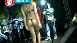 getlinkyoutube.com-Shirley Arica elevó la temperatura en discoteca trujillana