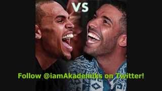getlinkyoutube.com-Drake Sneaks Diss Chris Brown in Australia and Chris Brown Gets Denied Entry to Canada!