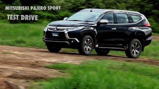 getlinkyoutube.com-[Test Drive] 2015 All New Mitsubishi Pajero Sport  : ขับทดสอบ มิซูบิชิ ปาเจโร่ สปอร์ต ใหม่ รุ่น ท็อป